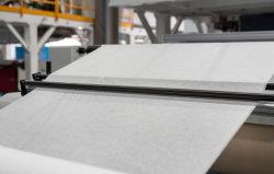 PFE/BFE 95% Melt Blown niet-geweven Filterstof voor KN 95 Gezichtsmasker