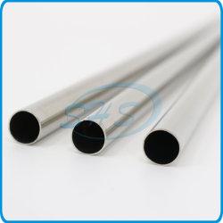 Tubo rotondo in acciaio inox di dimensioni ridotte