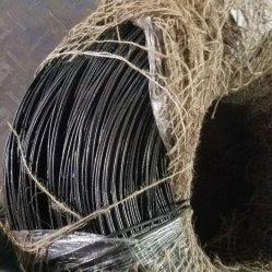 Soft de hierro negro recocido alambre vinculante/Material de construcción de alambre de hierro