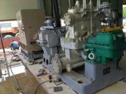 De Turbogenerator Vastgestelde Genset/St van de Stoom van de Tegendruk van de hoge Efficiency