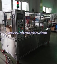 Boîte à cigarettes réglable industriel de la cellophane Overwrapping Machine