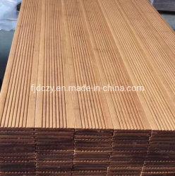 Certificado pelo FSC a resistência à corrosão de materiais de construção da vertente externa Tecidos de piso de bambu