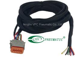 Suspension pneumatique du faisceau de câblage vu4 se connecte