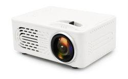 Rd814 Bateria Mini Projector LED LCD Projector portátil Rd-814 Home Theater LED Cinema Infantil USB Media Player de vídeo para crianças