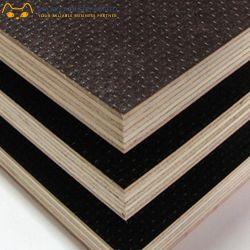 Het bruine Triplex van het Gezicht van de Film. 18mm en 12mm Film Face Plywood,