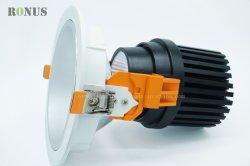 Светодиодный прожектор початков кри гражданин потолочные лампы внутреннего освещения затенения фонаря направленного света
