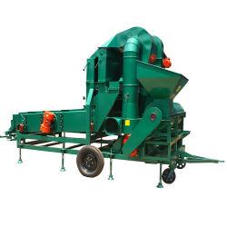 Le nettoyage des semences de graminées de la flamme verte et le traitement de la machine