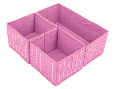 Non-Woven Fabric Clothes Organizer Home Space Saving Container Storage Box