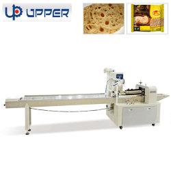 Equipos para empaque automático de la almohada de embalaje maquinaria de pastel