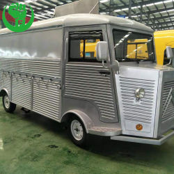 Venda a quente 5 metro assinaladas Truck Camper Van fabricados na China