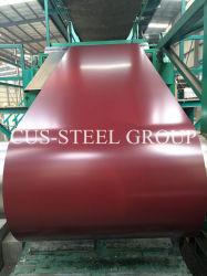 Farbe Az40-180G/M2 beschichtete Galvalume-Stahlplatte/vorgestrichenen Aluminiumzink-Ring