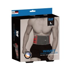 二重Adjustable StrapsおよびBreathable Lower Back Support Belt