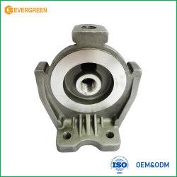 Custom petite partie du processus de boîtier moulé en aluminium moulé sous pression partie