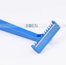 L'utilisation chirurgicale jetable Sharp médical avec un seul serveur lame du rasoir de sûreté