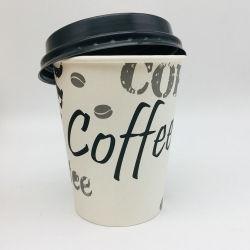 Новые продукты одной стене одноразовые чашки кофе бумаги с крышками