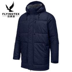Les hommes de l'hiver Down Jacket mi-longueur Vêtements sports en plein air de l'usure