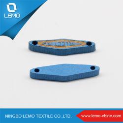 Comercio al por mayor nuevo diseño personalizado de estilo único de los botones de madera