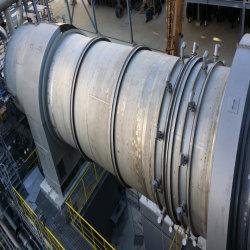 Luz Giratória do secador de soda calcinada em processos metalúrgicos, químicos e outras empresas