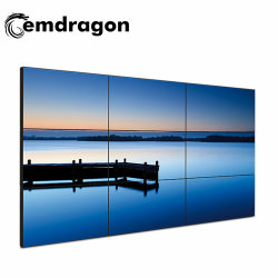 Video Wall de 46 pulgadas en un PC LED Digital Signage Digital Signage Digital Photo Frame el brillo de pantalla Digital Signage