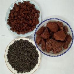 الحمم البركانية حجر اللفاف لمعالجة المياه مصنع الصين الإمداد المباشر سعر الجملة