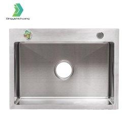OEM-производитель 304 из нержавеющей стали ручной работы Единой Чаши кухня блок радиатора процессора