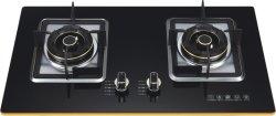 Smart Touch головки блока цилиндров замка осветительные приборы 2 горелки стола газовая плита с крышкой