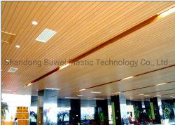 Plafond van uitstekende kwaliteit van pvc WPC van de Techniek het Binnen Houten Plastic Samengestelde voor Verkoop