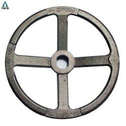 Fundición de hierro fundido China doble masa volante de hierro fundido GGG50