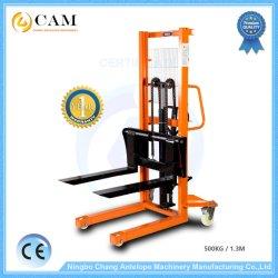 0.5Ton 500kg manuel hydraulique manuelle agrafeuse