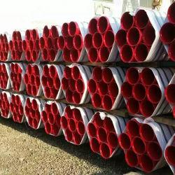 Ral 3000 rotes angestrichenes ERW Feuerbekämpfung-Kohlenstoffstahl-Rohr