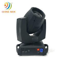 Disco lumière 230W 7R du faisceau de feu de route de la tête Sharpy mobile
