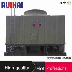 200ton de alta qualidade tipo fechado Square Fluxo Cruzado torre de refrigeração fabricados na China