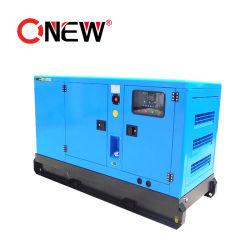 A KAMA Lister motor gerador a gasolina 12kVA silenciosa com geradores a diesel ATS 3 Fase Dois do cilindro cilindro 3 4 Cycl gerador para venda