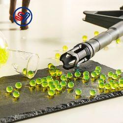 黄色無毒生分解性で、 7 ~ 8 mm の SPLAT Ball 小児に一貫性があります Gel Blaster Gel Water Bullet Water Gel の交換用玩具 ビードボール注入 Ammo