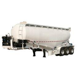 Konkretes Gebläse trocknen 60 Wellen-Wassertank-Massenpuder-Mischer-Tanker-Kleber-halb Schlussteil der Tonnen-3 mit Luftverdichter