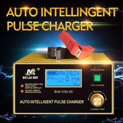 Caricatore automatico acido al piombo accumulatore per di automobile della batteria 12 V/24 V delle cellule di memoria del motore veloce astuto di potere