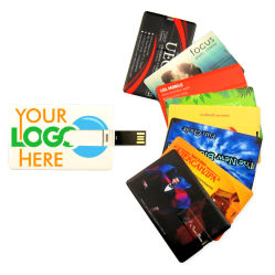 محرك أقراص USB محمول مزود بذاكرة فلاش ترويجية