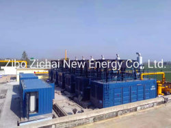 300kw 터빈 천연 가스 바이오가스 발전기 세트 중국 공장 가격
