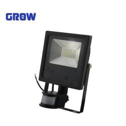 SMD de haute qualité avec le capteur de mouvement de projecteurs à LED 100W pour LED de plein air Lighitng d'inondation