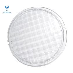 Qualität gepresstes Fresnel-Glasobjektiv für LED-Licht