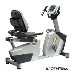 프로 피트니스 운동 체육관 및 가정용 고정 자석 리컴번트 운동 자전거