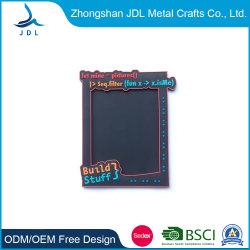 El uso de souvenirs Venta Directa de Fábrica de construir cosas PVC blando el marco de fotos (023)