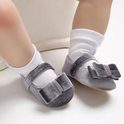 Meninas do bebé Calçado Primeiro Toddler Prewalker calçado infantil11665 ESG