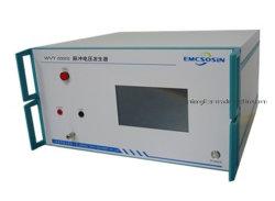 Test di tensione di resistenza all'impulso 10 kv per test di sicurezza audio e video