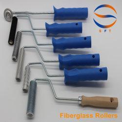 بكرات الألومنيوم المخصصة بكرات الطلاء للطلاء من أجل الترقق الزجاجي في الطلاء (SRP) في الطلاء (SRP) في الطلاء
