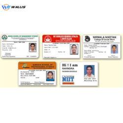 Chipkarte der VIP-Mitgliedskarte Belüftung-Hotel-Eigentum-Management-Zugriffssteuerung-Karten-RFID hergestellt in China