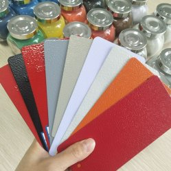 Нанесите на мебель Satin/ Полуглянцевая отделка красный порошок тонкий слой краски