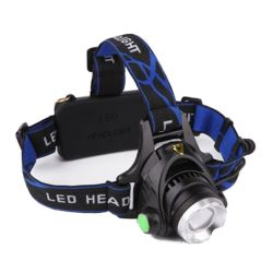 2000лм Xm-L T6 СВЕТОДИОДНЫЕ ФАРЫ тактических аккумулятор фары фонарик
