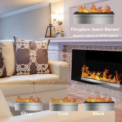 M 48のインチの屋内使用された実質の炎の暖炉のエタノール