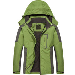 Resistente al agua Windproof cálido abrigo de Esquí